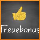 """Bild mit Aufschrift """"Treuebonus"""""""