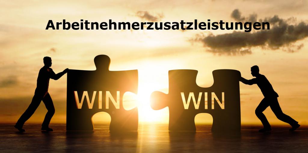Arbeitnehmerzusatzleistungen: Win-Win-Situation für Unternehmen und Mitarbeiter
