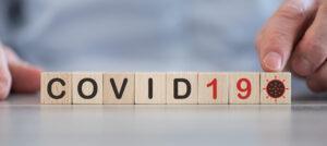 Covid 19 Bausteine
